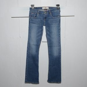 Hollister slim boot womens jeans size 3 R 7183